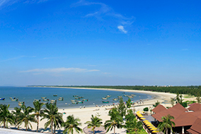 浪漫海岸度假区