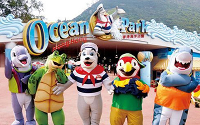 超值——香港海洋公园+迪士尼乐园四天团(深圳1晚,香港2晚)【10月】