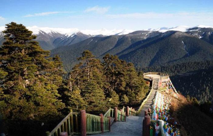 (易起行)【约惠鲁朗】西藏江南林芝,鲁朗林海,鲁朗小镇,思金拉措,圣城